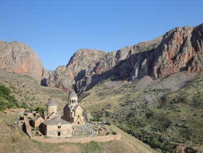 Noravank Monsatry