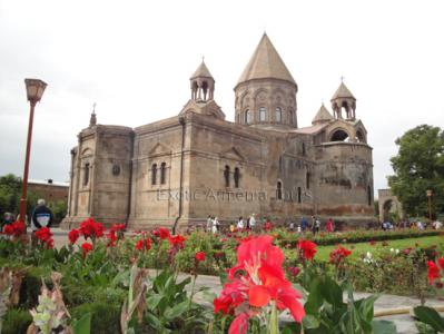 Echmiadzin Mother Cathedral