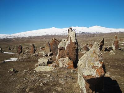 Karahunj - The Armenian Stonehenge